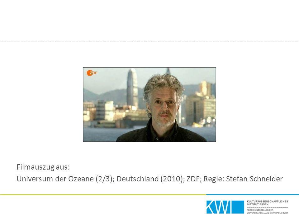 Filmauszug aus: Universum der Ozeane (2/3); Deutschland (2010); ZDF; Regie: Stefan Schneider