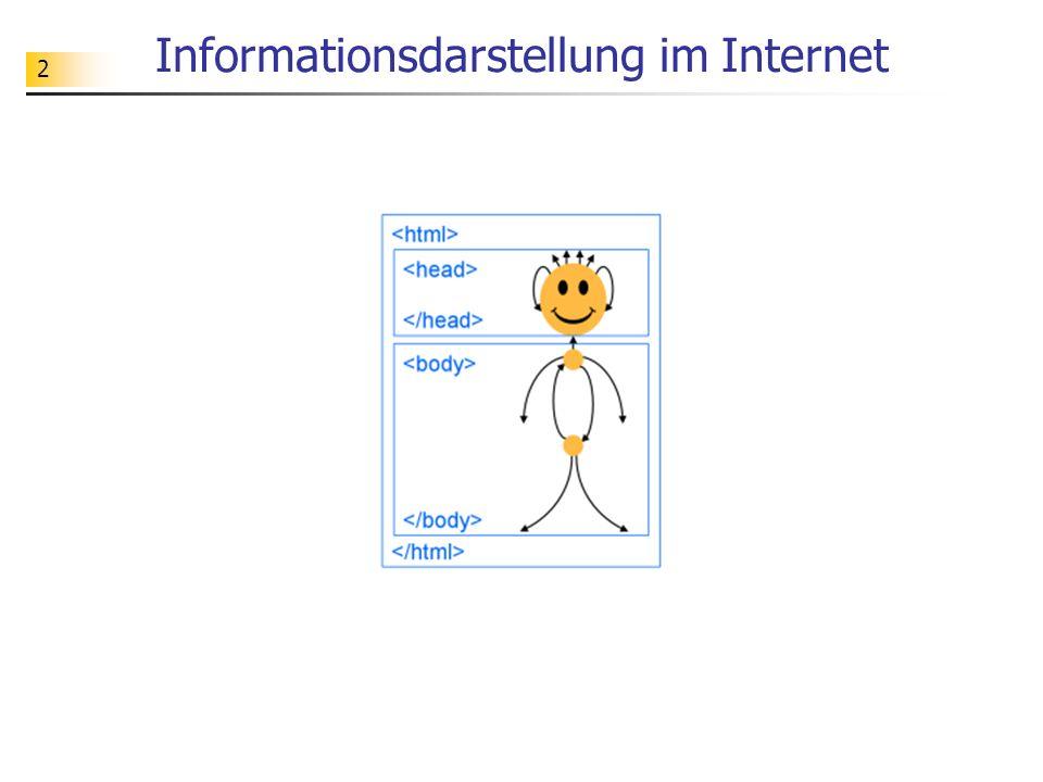 3 Teil 1 Das Internet und seine Dienste