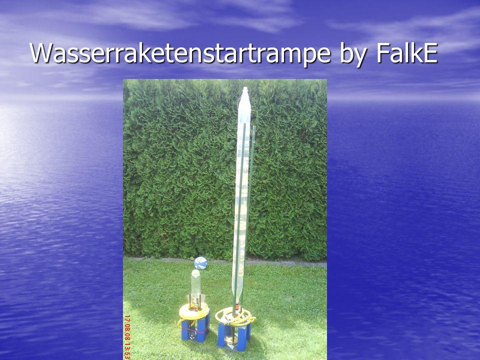Wasserraketenstartrampe by FalkE