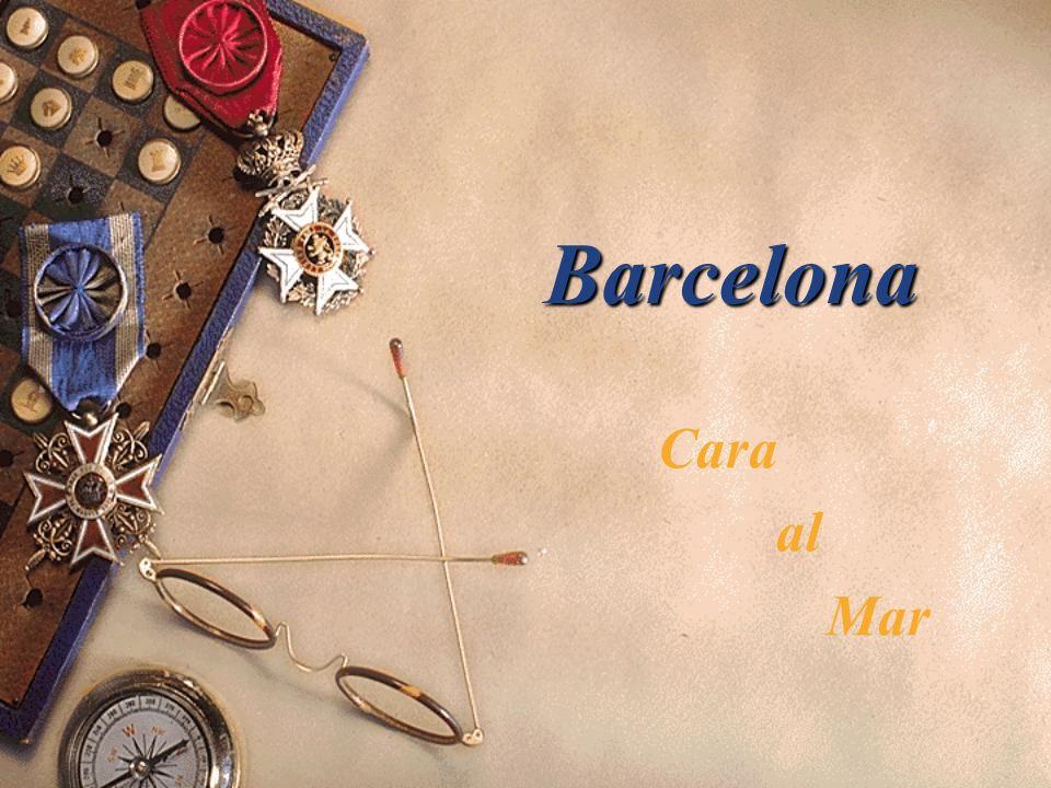 Barcelona Cara al Mar