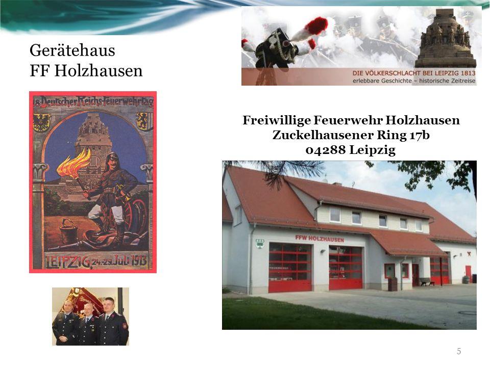 6 ca. 800 m FF Holzhausen Wohnhaus