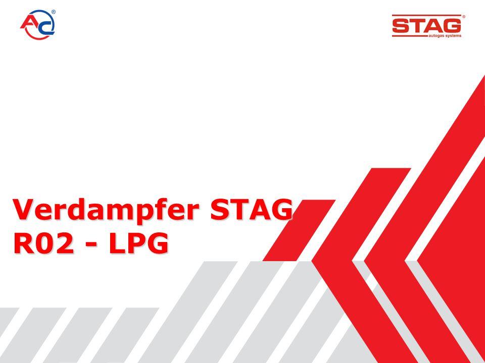 Verdampfer STAG R02 - LPG