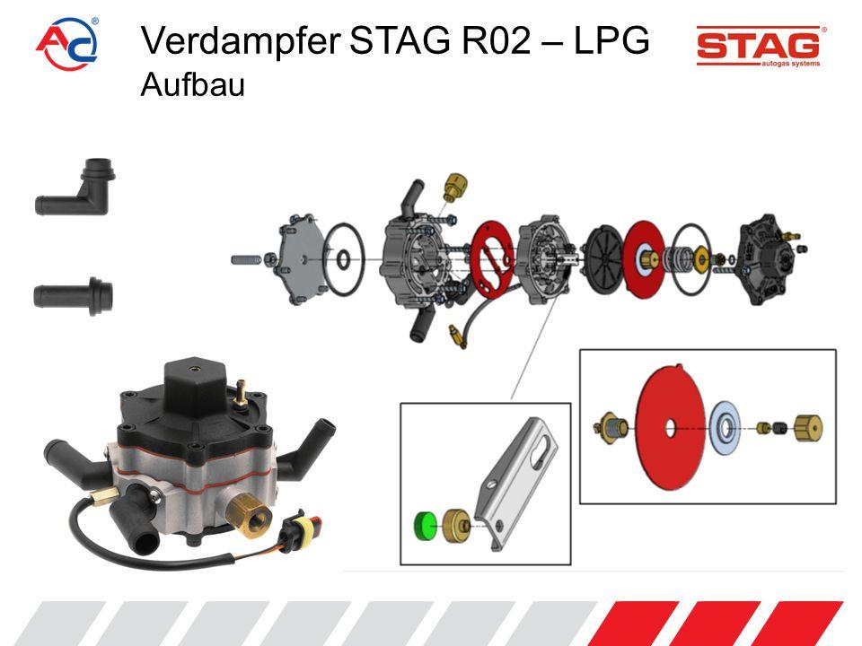 Verdampfer STAG R02 – LPG Vergleich mit Konkurrenzprodukten Tomasetto – Alaska AT09 Leistungsfähiger als AT09