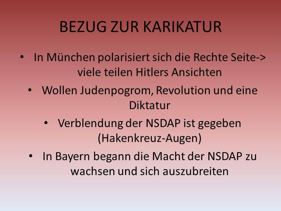 Quellen: https://www.dhm.de/lemo/kapitel/weimarer- republik/innenpolitik/hitler-putsch-1923.html http://www.simplicissimus.info/uploads/tx_lo mbkswjournaldb/pdf/1/28/28_36.pdf