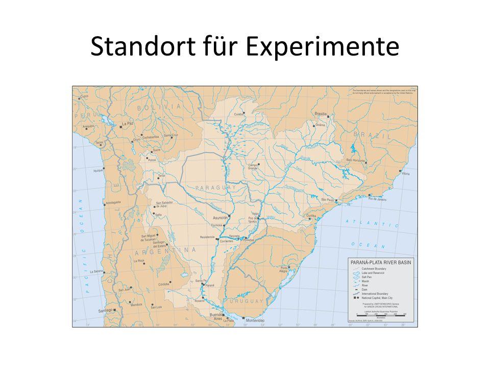 Standort für Experimente