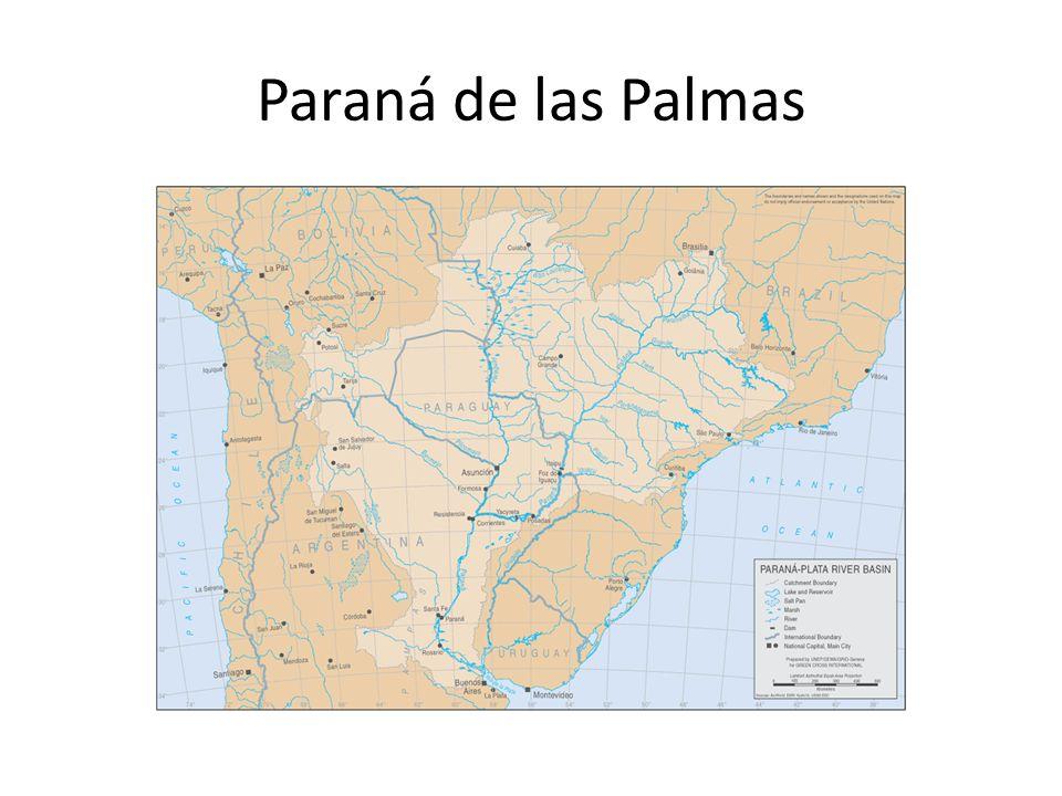 Paraná de las Palmas