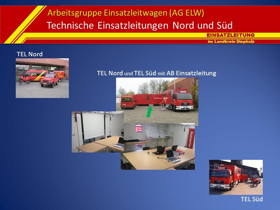 EINSATZLEITUNG im Landkreis Diepholz Arbeitsgruppe Einsatzleitwagen (AG ELW) Erweiterte Unterlagen: Erfassung Einheiten LF 10 / 6 Musterstadt 20-45-2 1 8 912 C.