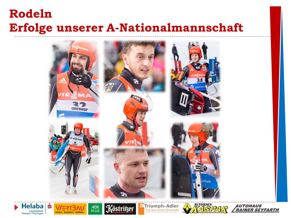  Tatjana Hüfner  4.Platz WM  Europameisterin (Einzel & Team Staffel)  3.