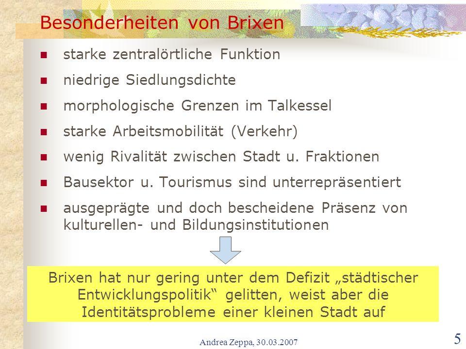 Andrea Zeppa, 30.03.2007 6 Herausforderungen Umgang mit der Globalisierung u.