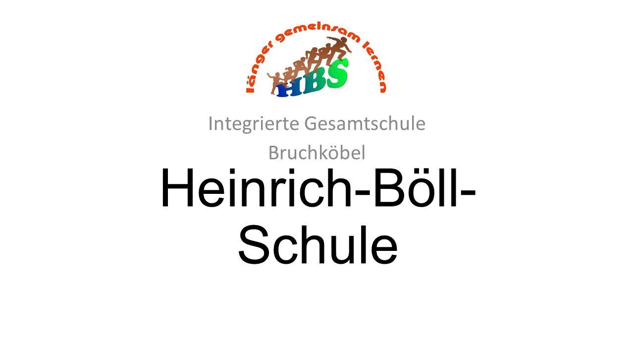 Heinrich-Böll- Schule Integrierte Gesamtschule Bruchköbel