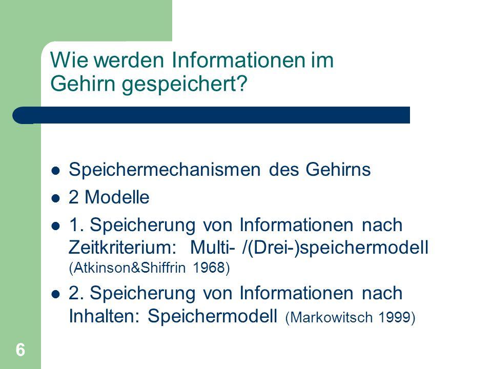 17 2.Behaviouristische Lerntheorien: 2.2. Operante Konditionierung Operante Konditionierung (B.F.