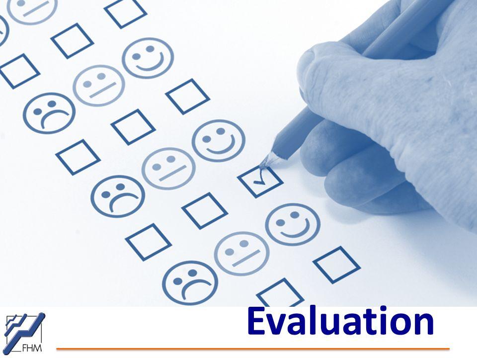 5.Umsetzung der BGF Steuerkreis / Projektgruppe (verantwortliche Steuerung) Systematische Auswertung alle erforderlichen Informationen Festlegung von Zielgruppen und quantifizierbaren Zielen Maßnahmen zur Arbeits- Organisationsgestaltung sowie zur Förderung gesundheitsgerechten Verhaltens durchführen und miteinander verknüpfen Systematische Auswertung und Verbesserung der Maßnahmen 6.Ergebnisse der BGF: Ermittlung der Auswirkungen und Bewertung von BGF......auf die Produkte / Dienstleitungen / Kundenzufriedenheit...im Hinblick auf die Zufriedenheit der Beschäftigten mit den Arbeitsbedingungen, der Arbeitsorganisation, dem Führungsstil und den Beteiligungsmöglichkeiten...auf den Krankenstand, Unfallhäufigkeit, Verbesserungsvorschläge, Inanspruchnahme von Gesundheitsangeboten, Ausprägung relevanter Risikofaktoren...auf wirtschaftliche relevante Faktoren wie Personalfluktuation, Produktivität, Kosten-Nutzen- Bilanzen Qualitätskriterien für die betriebliche Gesundheitsförderung