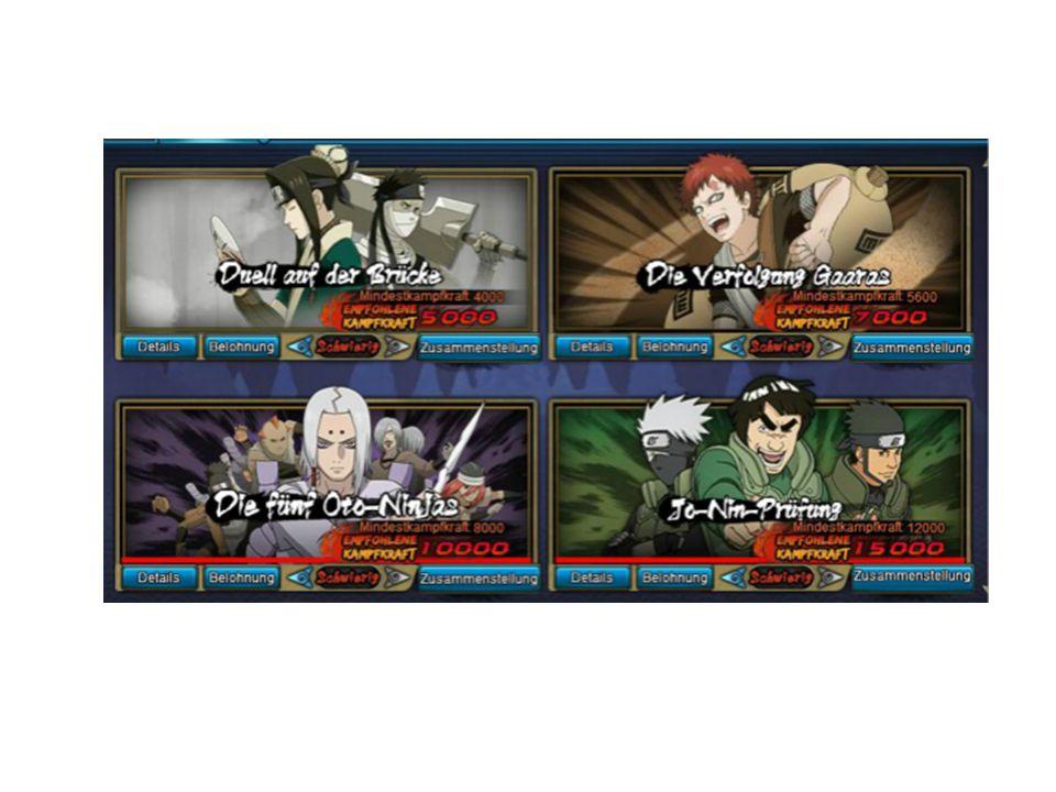 """Bei """"Naruto Online kann man diesen beliebten Ninja anwerben."""