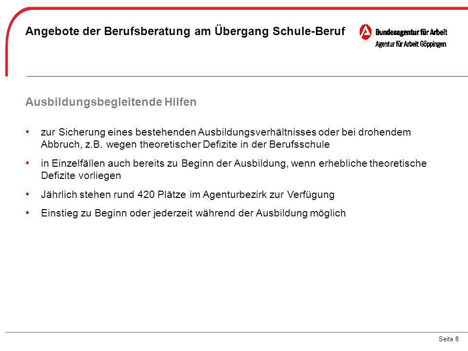 29 Ansprechpartner BBQ Berufliche Bildung gGmbH Andreas Koglin Davidstraße 41 73033 Göppingen Telefon 07161 65861-55 Telefax 07161 65861-50 koglin.andreas@biwe-bbq.de IHK Region Stuttgart Bezirkskammer Göppingen Ulrike Schweizer Franklinstr.