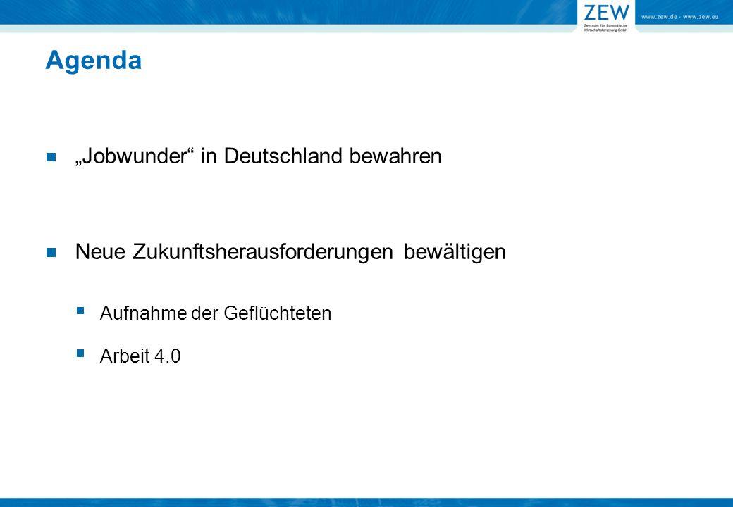 """""""Jobwunder in Deutschland Sozialversicherungspflichtig Beschäftigte"""