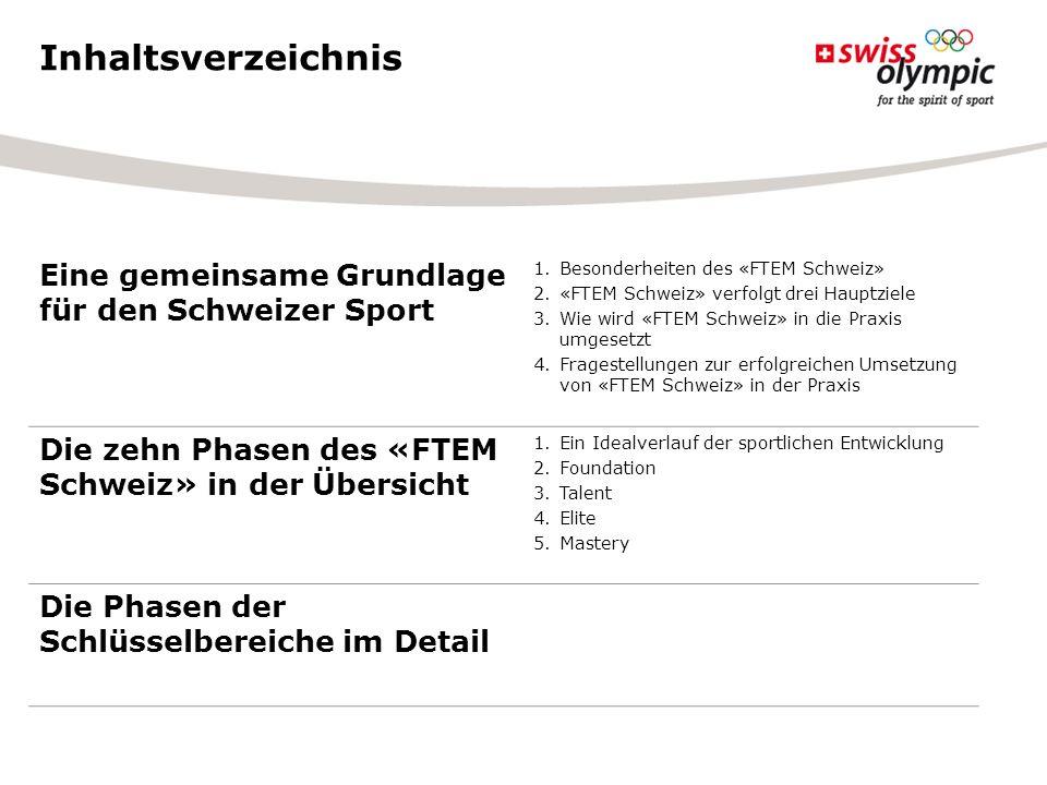 T4 – Durchbruch und belohnt werden Die Sporttreibenden erzielen den Durchbruch auf nationaler Ebene und gehören zur Schweizer Spitze.