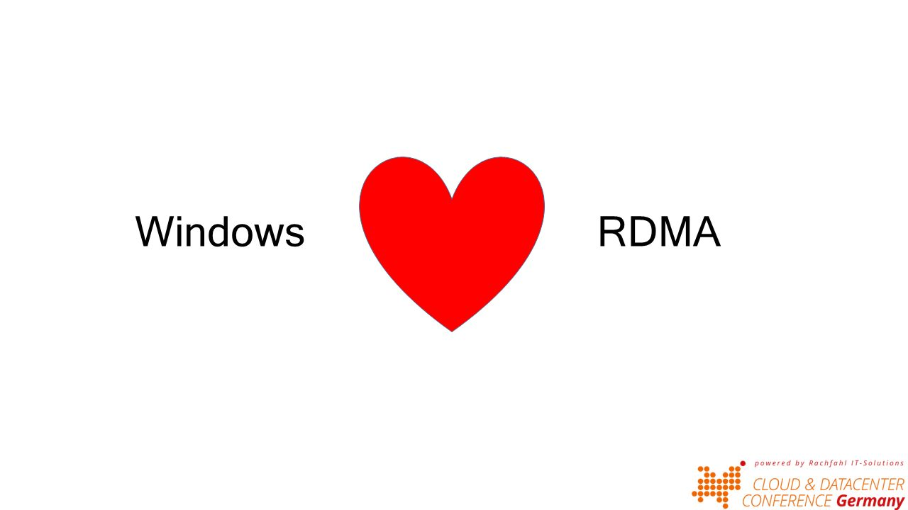 WindowsRDMA