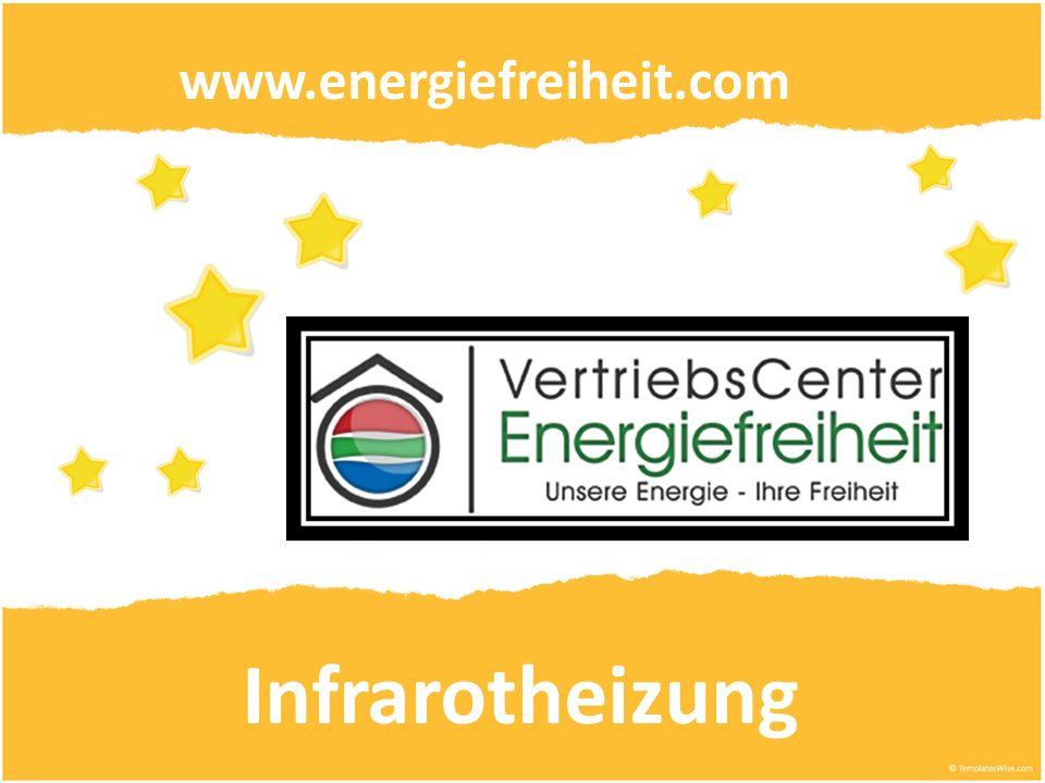 www.energiefreiheit.com Infrarotheizung