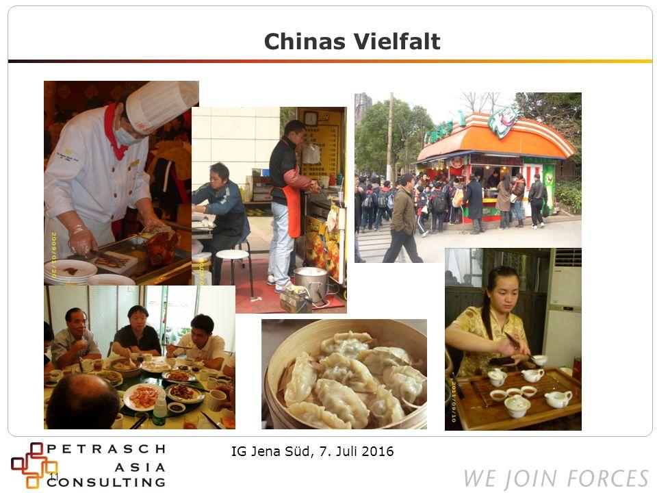 11 Chinas Vielfalt IG Jena Süd, 7. Juli 2016