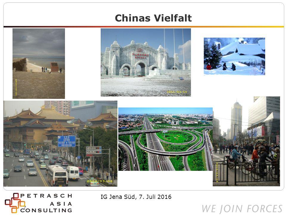 8 Chinas Vielfalt IG Jena Süd, 7. Juli 2016