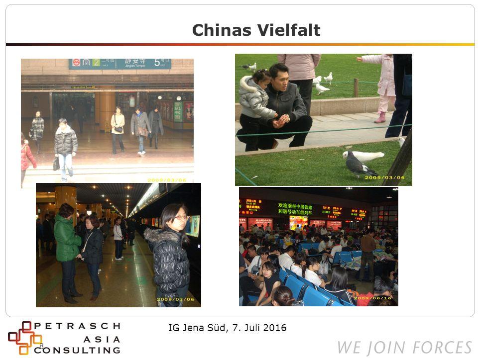 9 Chinas Vielfalt IG Jena Süd, 7. Juli 2016