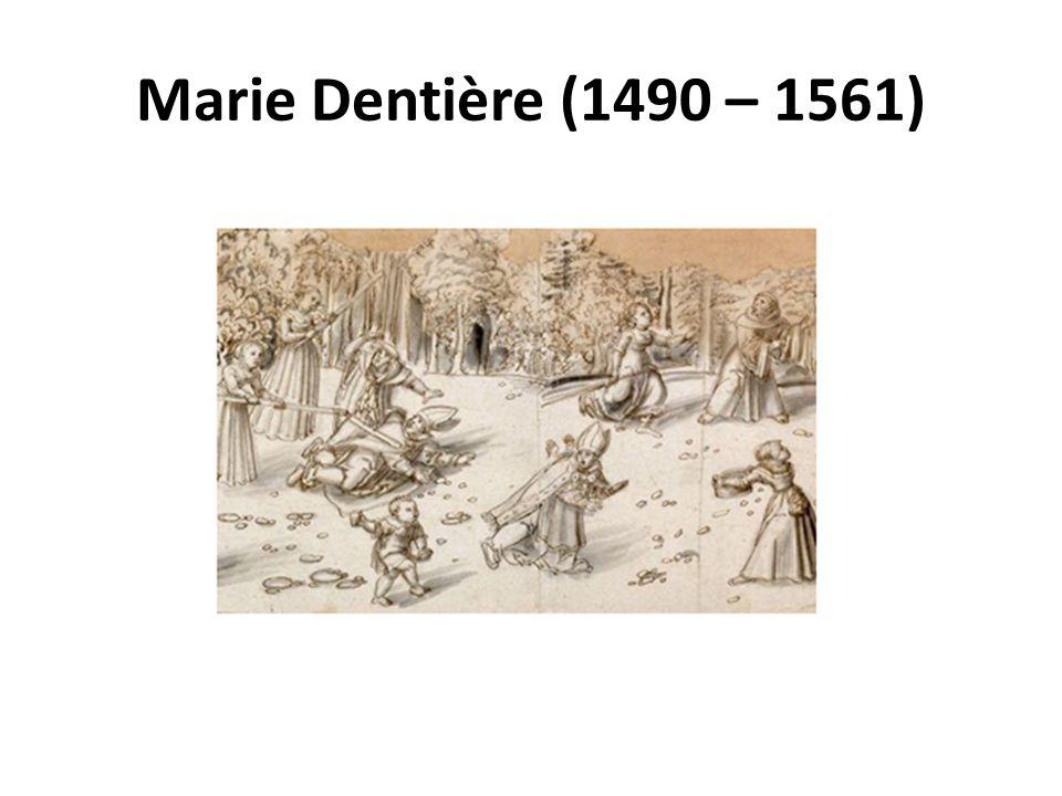 Marie Dentière (1490 – 1561)