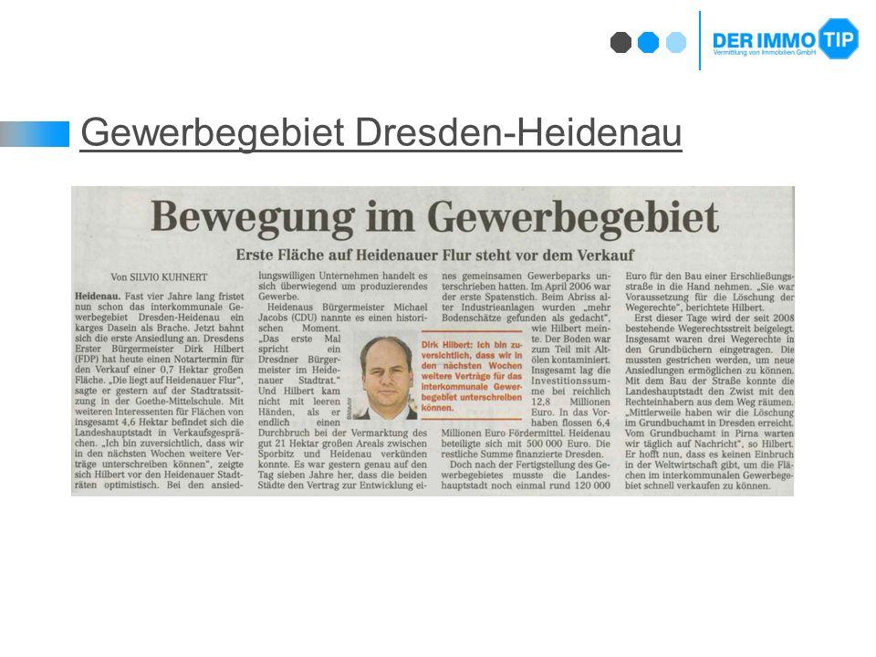 Gewerbegebiet Dresden-Heidenau