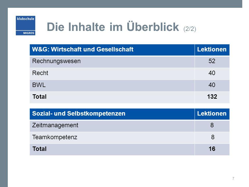 Vorteile  Lernfördernde Klassengrösse (16 TN)  Fächermix ist auf die Bedürfnisse des Arbeitsmarktes ausgerichtet  Gesamtschweizerisch einheitliche Lehrpläne und Prüfungen  Zentrale Standorte und aktuelle Infrastruktur  Bekanntheitsgrad und gutes Image der Klubschule, hohe Qualität und Transparenz  - zertifiziert 18