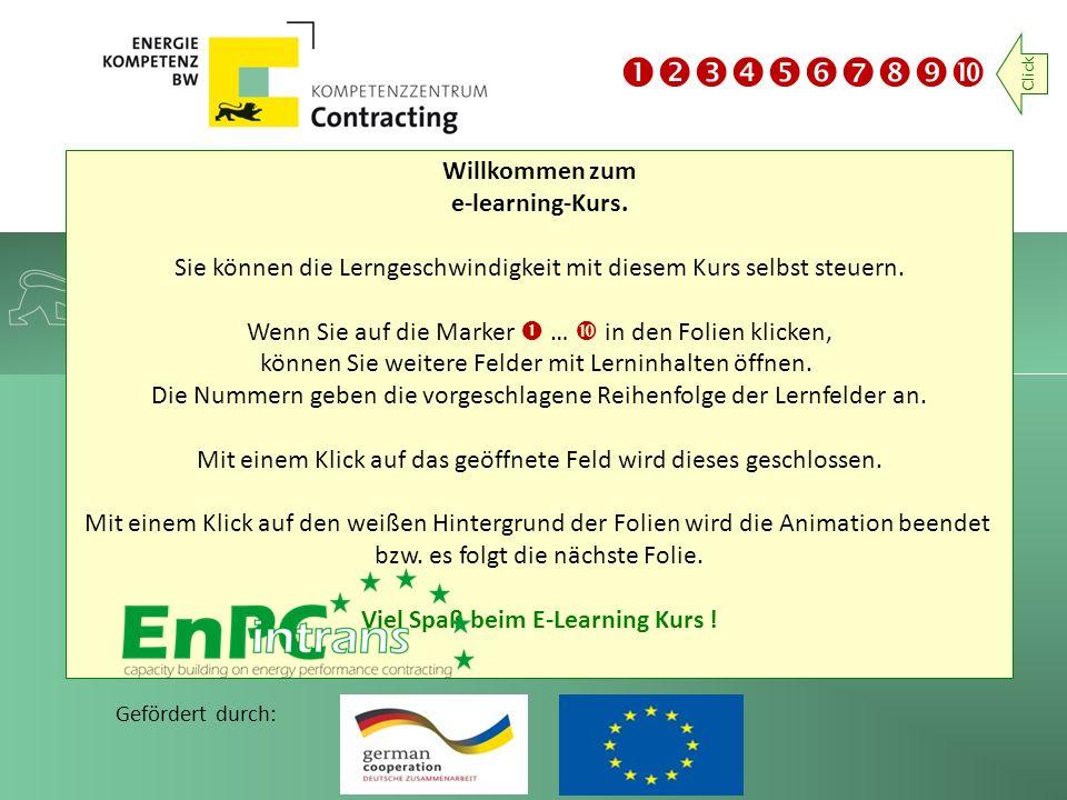E-Learning-Kurs für Projektsteuerer und kommunale Entscheidungsträger.