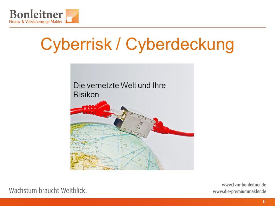 6 Die vernetzte Welt und Ihre Risiken