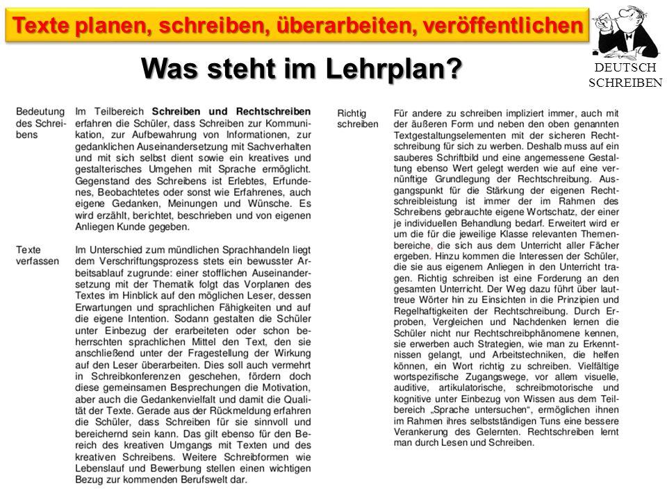 """""""Du bist nicht allein … DEUTSCH SCHREIBEN Erfolg hat drei Buchstaben: (Goethe) T U N"""
