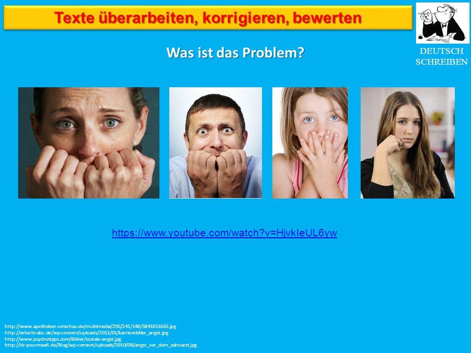 DEUTSCH SCHREIBEN Was ist das Problem? http://www.apotheken-umschau.de/multimedia/205/241/148/5841051665.jpg http://arbeits-abc.de/wp-content/uploads/