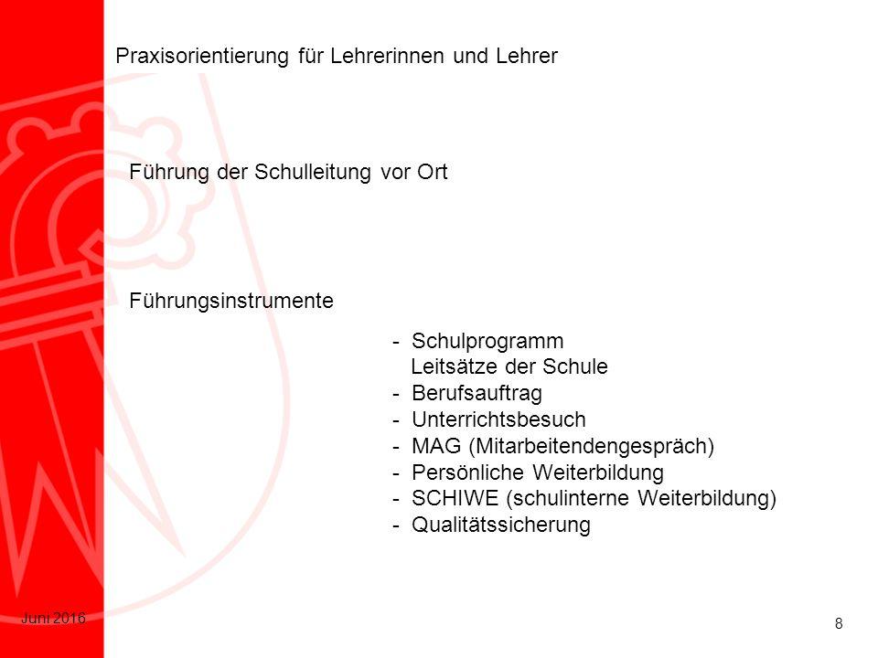 9 Juni 2016 Praxisorientierung für Lehrerinnen und Lehrer Die Schulen im Kanton Basel-Landschaft sind vernetzt AKK, LVB, SLK Amtliche Kantonalkonferenz, Lehrerverband Baselland, Schulleitungskonferenz