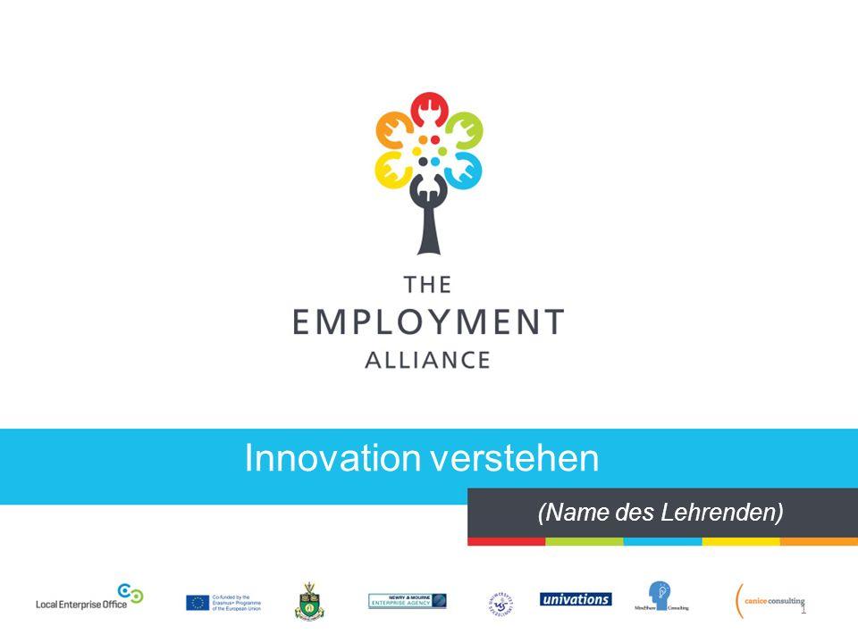 Innovation verstehen 1 (Name des Lehrenden)
