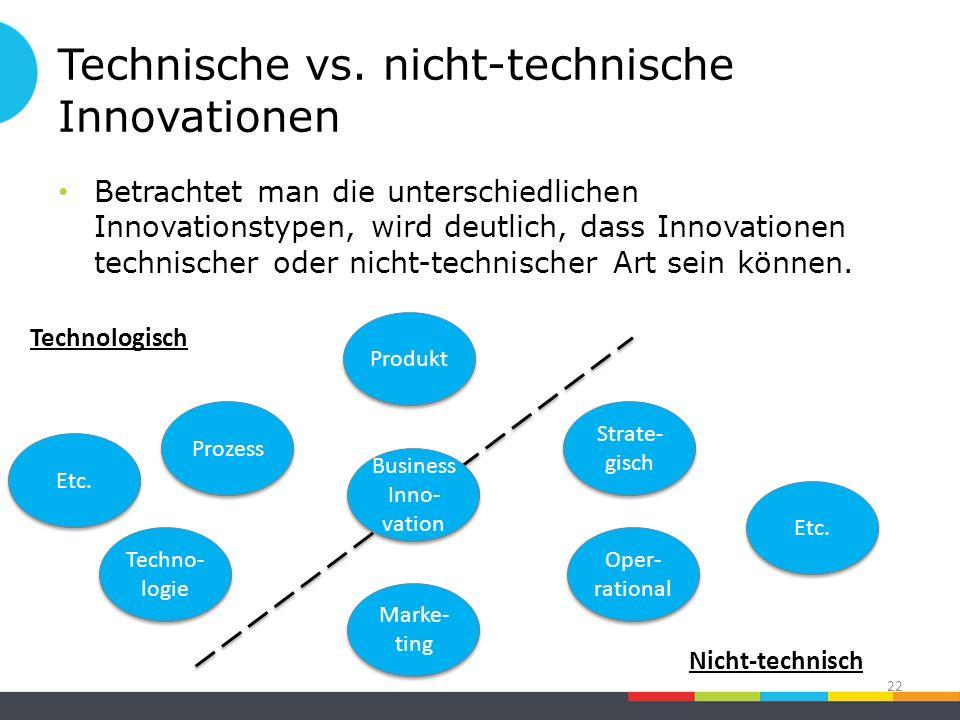 Technische vs.