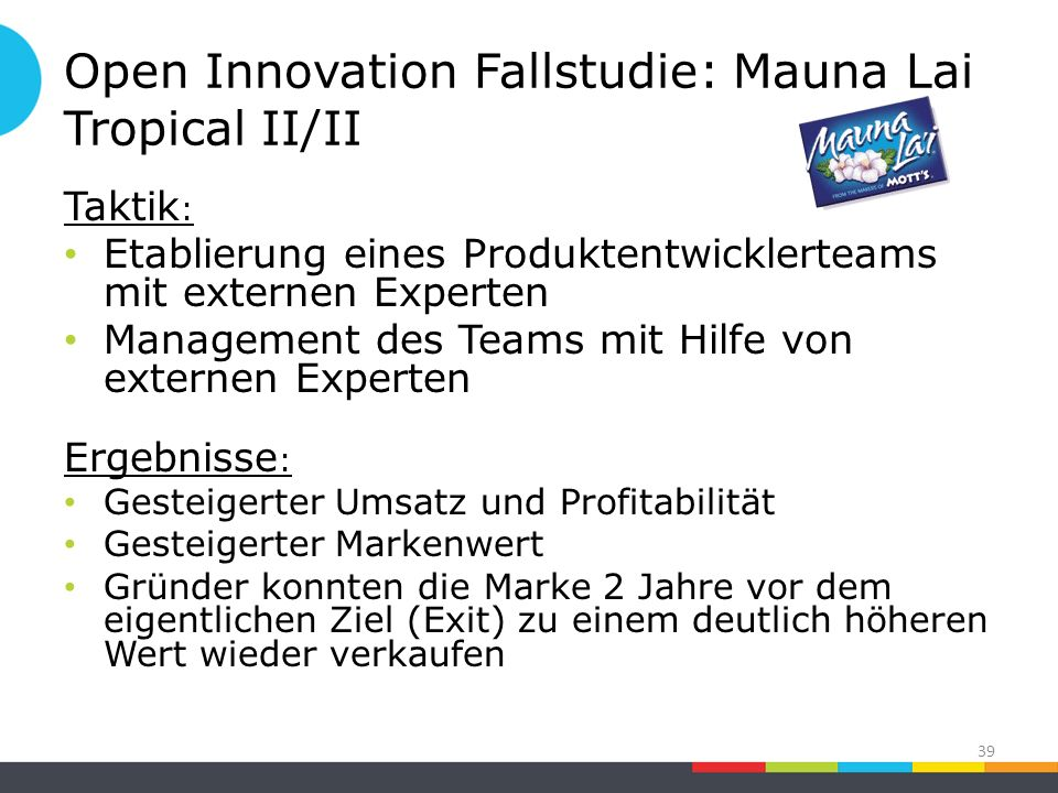 Understanding Innovation Inhalt: 1.Was ist Innovation.