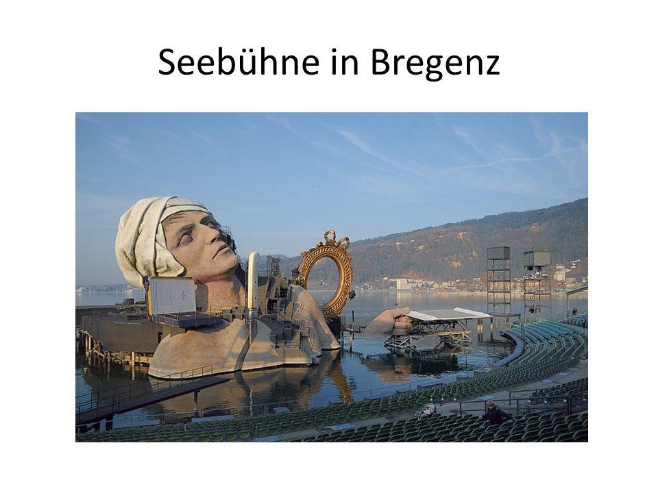 Seebühne in Bregenz