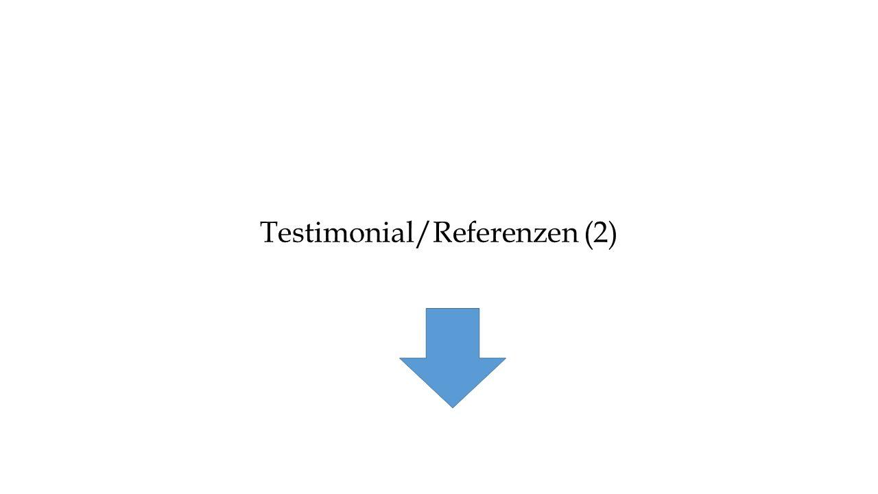 Testimonial/Referenzen (2)