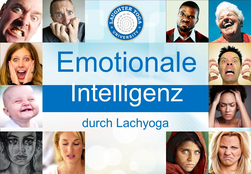 durch Lachyoga Emotionale Intelligenz