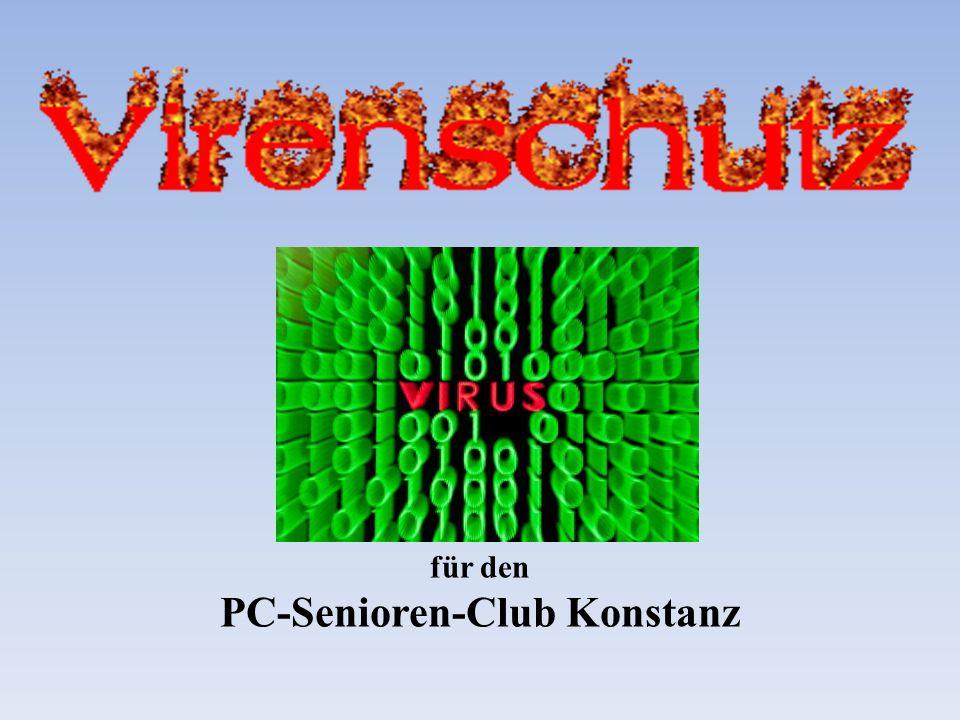 für den PC-Senioren-Club Konstanz