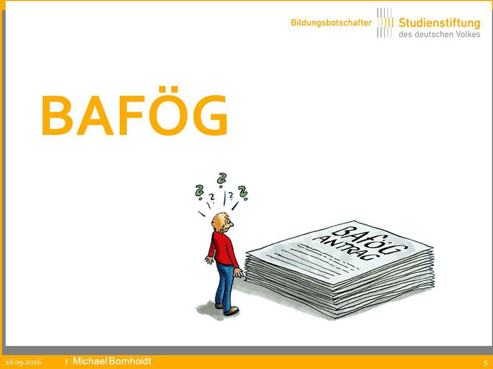 BAföG – Wie.