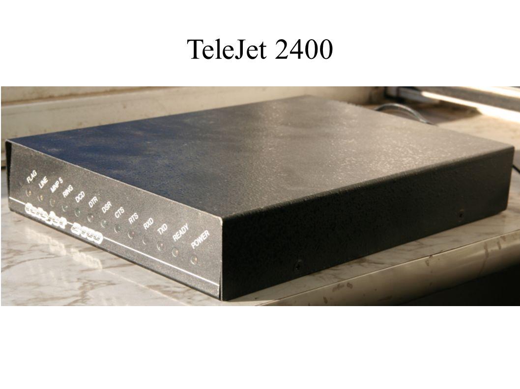 TeleJet 2400