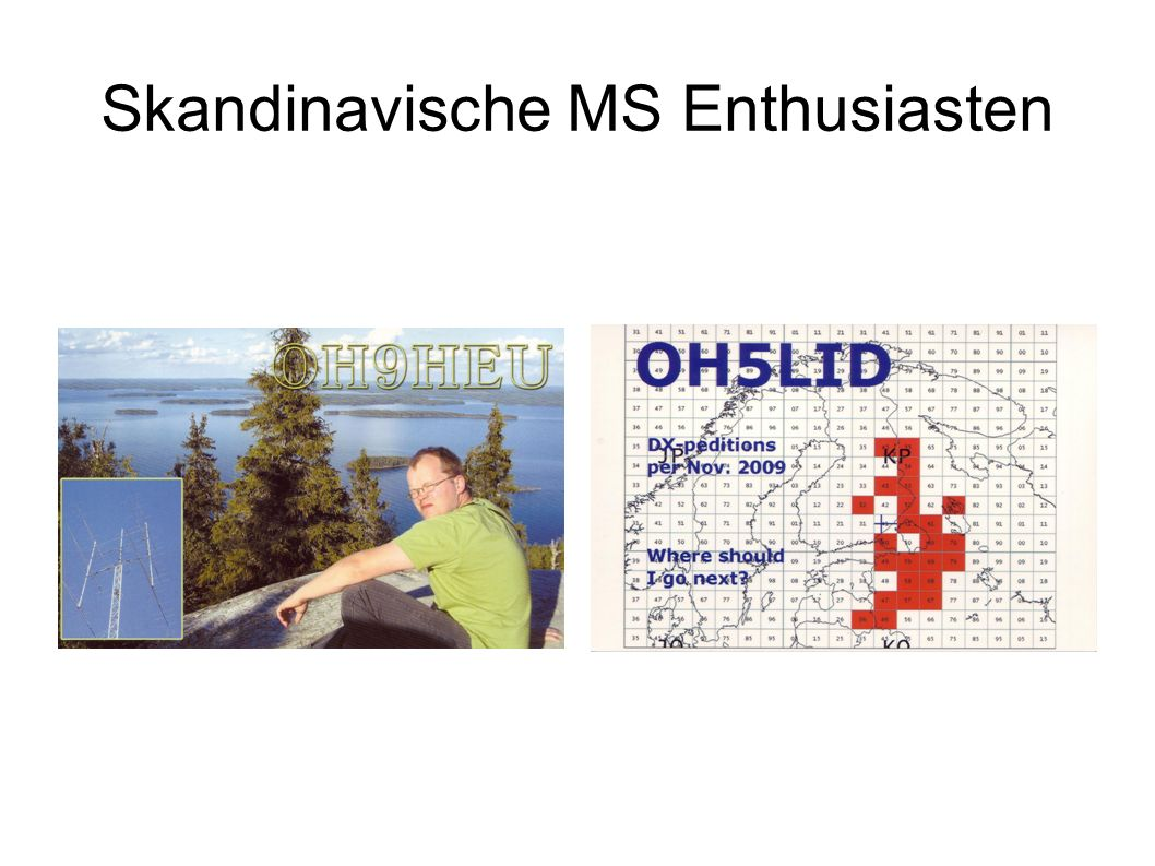 Skandinavische MS Enthusiasten