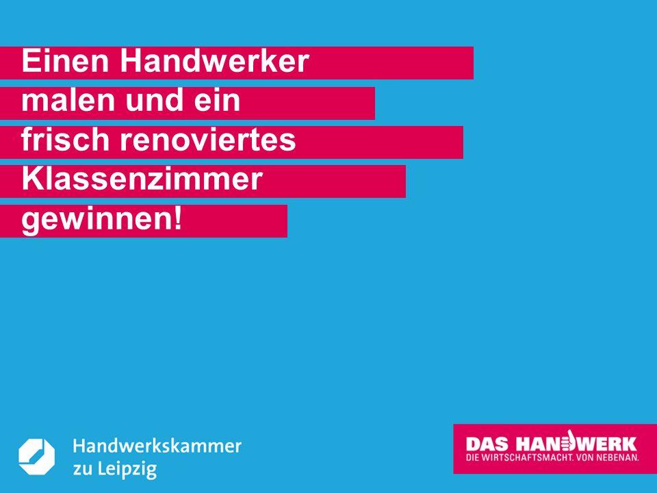 © Handwerkskammer zu Leipzig, Dresdner Straße 11/13, 04103 Leipzig Ohne Fleischer und Bäcker hätten wir weder Wurst noch Brötchen zu essen.