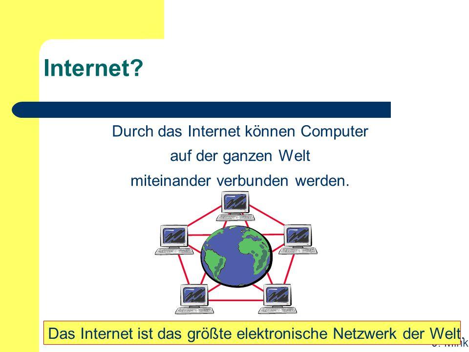 J. Mink Internet.