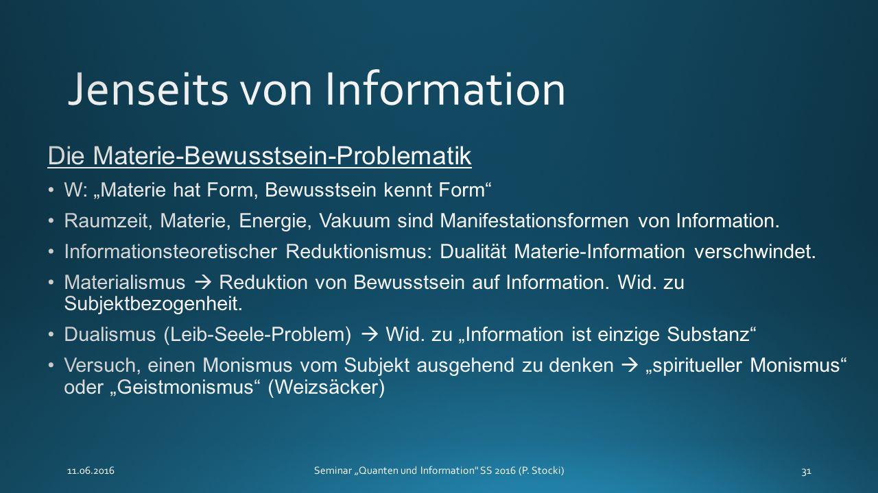 """11.06.2016Seminar """"Quanten und Information SS 2016 (P. Stocki)31"""