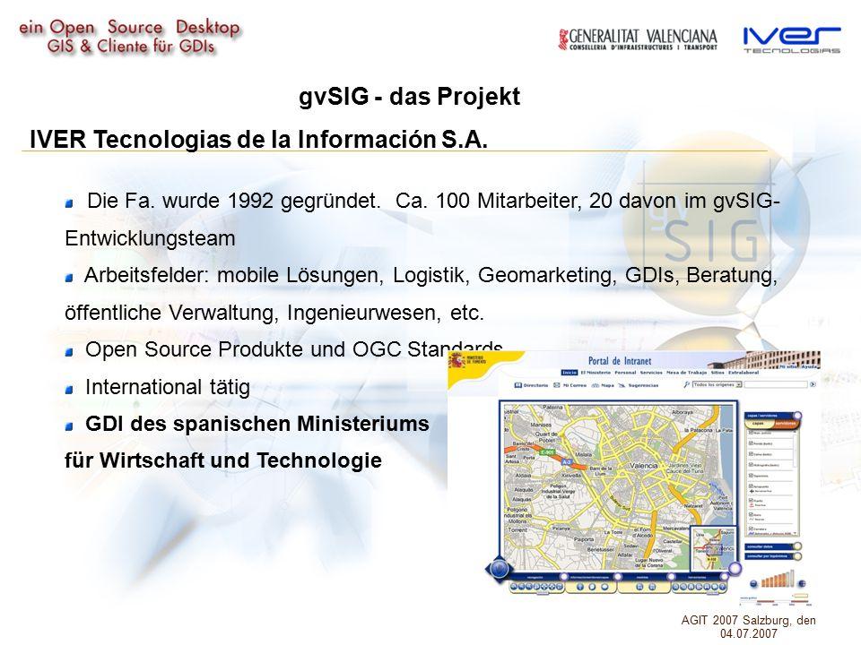 Die Fa. wurde 1992 gegründet. Ca.