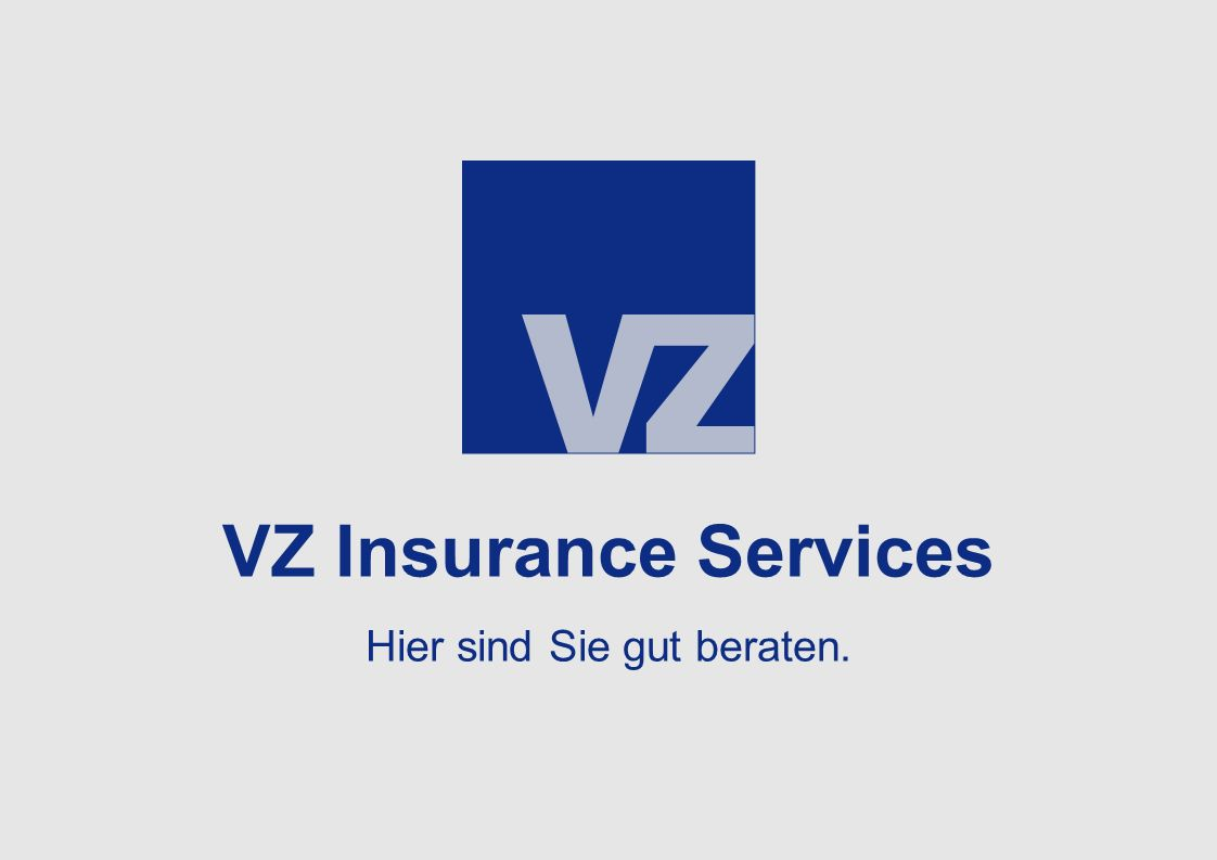 VZ Insurance Services Hier sind Sie gut beraten.