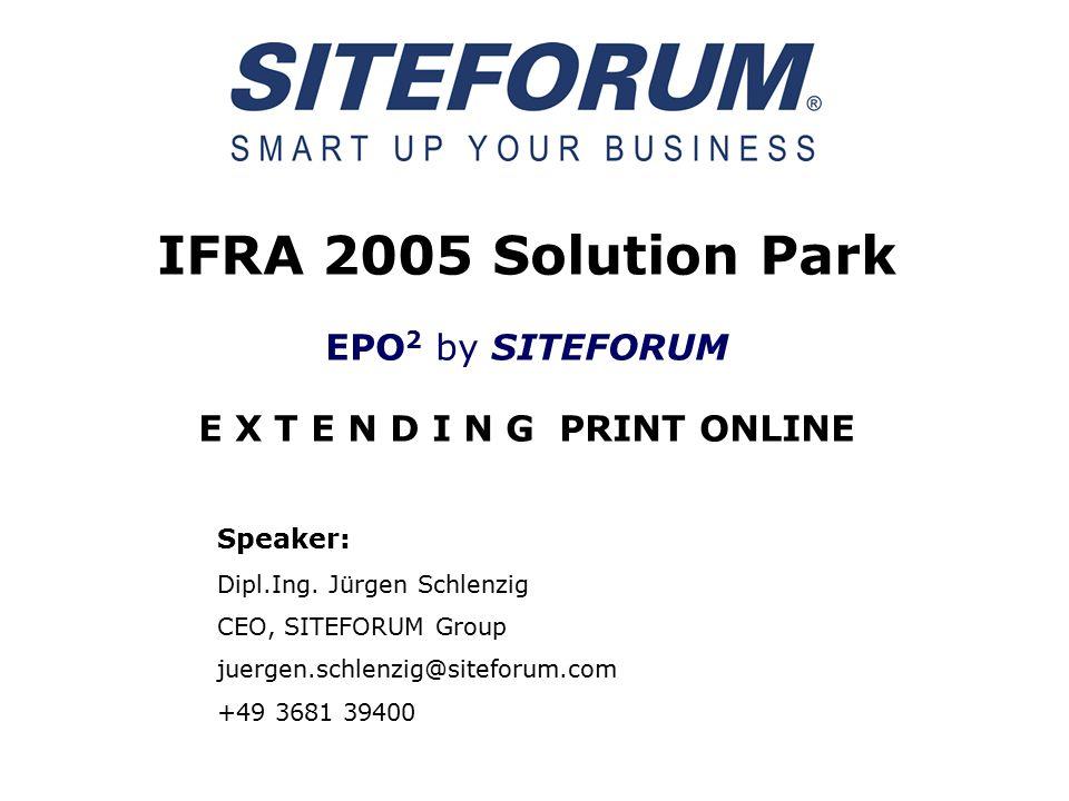 IfraExpo 2005 Leipzig, Germany 17.-20.Oct.