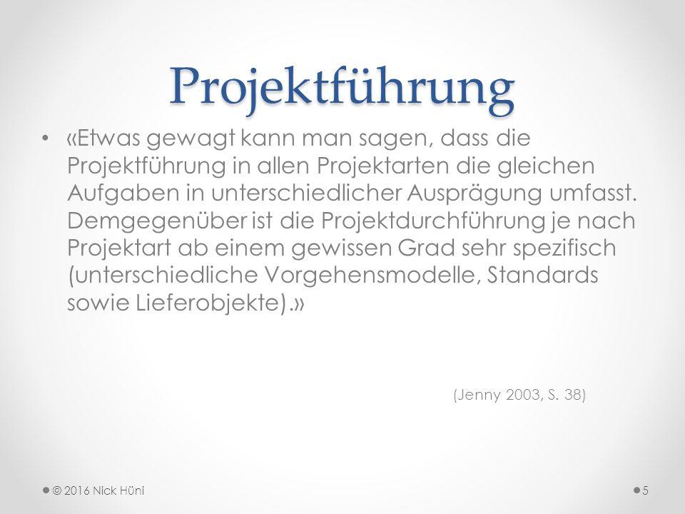 Projektdurchführung Umfasst alle Umsetzungsaufgaben (Erheben, Analysieren, Konzipieren, Realisieren etc.) vom Projektstart bis zum Projektabschluss.